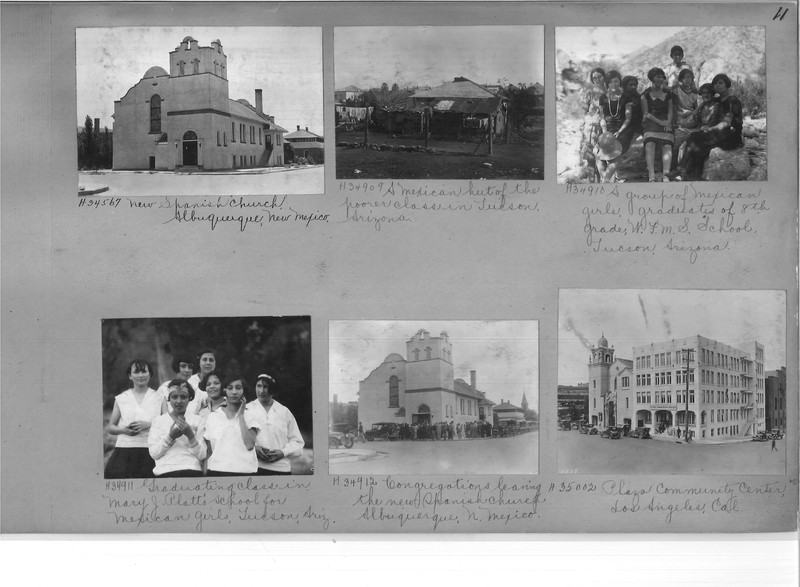 Mission Photograph Album - Latin America #2 page 0011