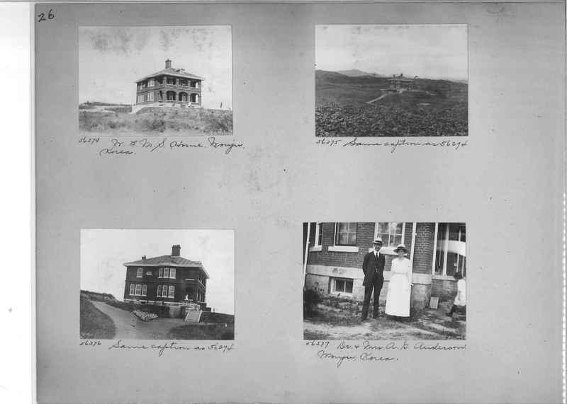 Mission Photograph Album - Korea #5 page 0026