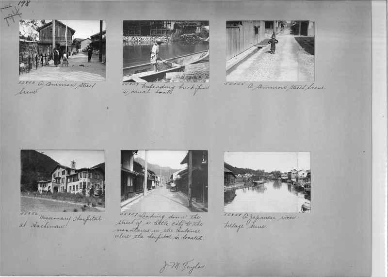 Mission Photograph Album - Japan #04 Page 0198