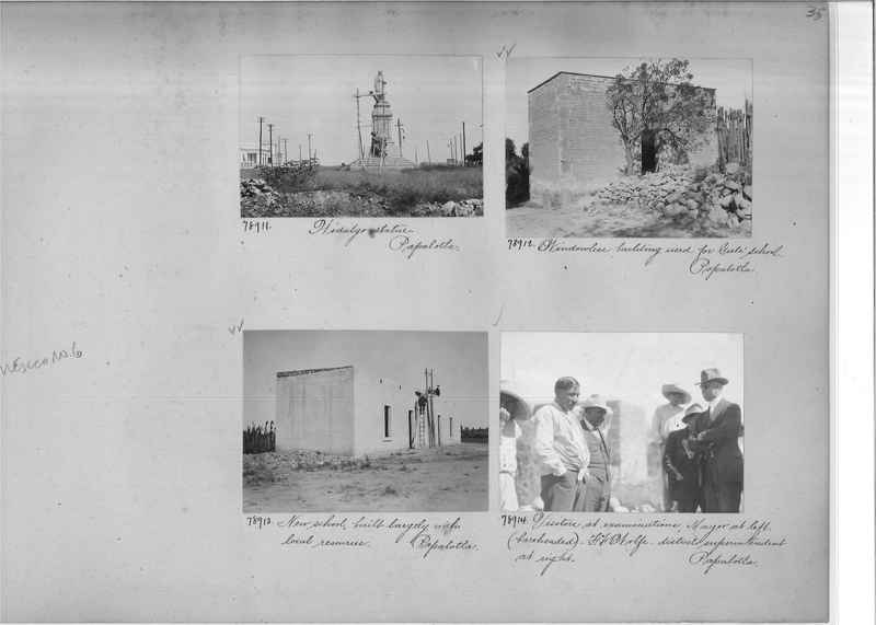 Mission Photograph Album - Mexico #06 page 0035