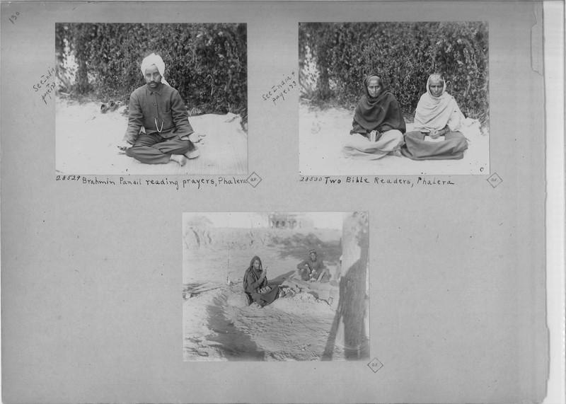 Mission Photograph Album - India - O.P. #02 Page 0130