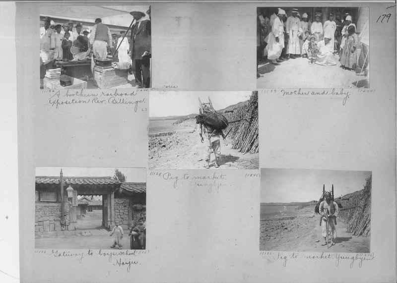 Mission Photograph Album - Korea #1 page 0179