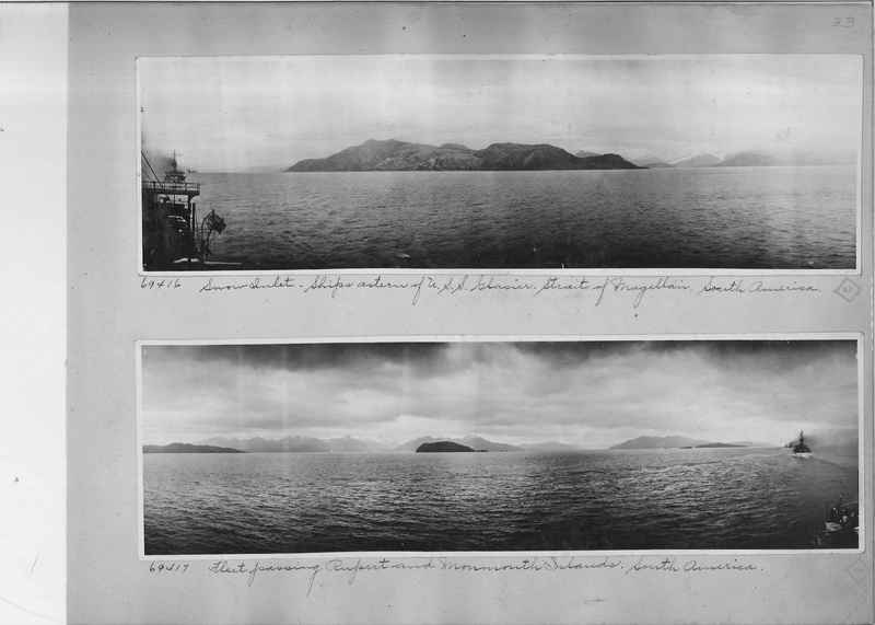 Mission Photograph Album - South America O.P. #3 page 0033