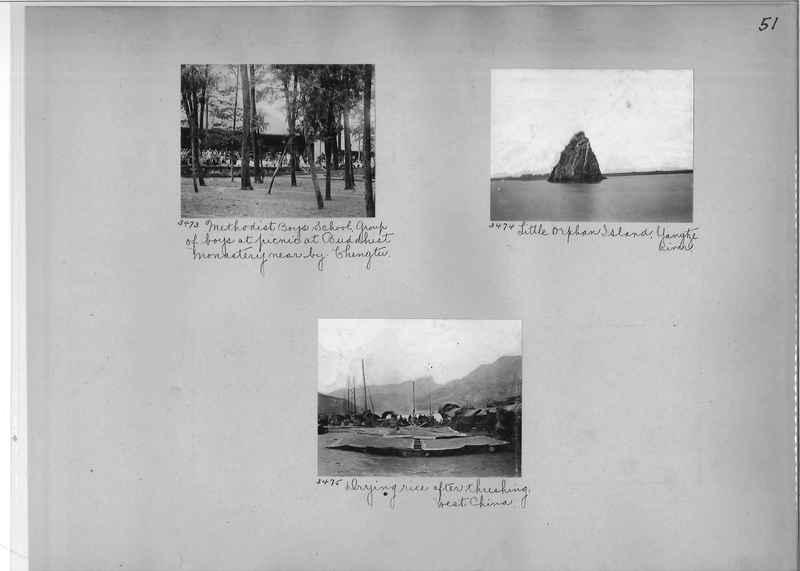 Mission Photograph Album - China #2 page  0051