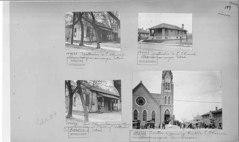 Mission Photograph Album - Cities #4 page 0197