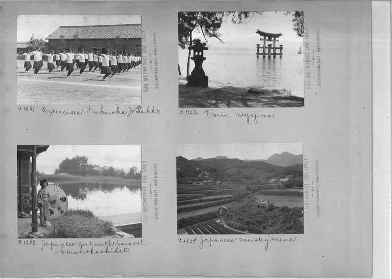 Mission Photograph Album - Japan #06 Page 0024