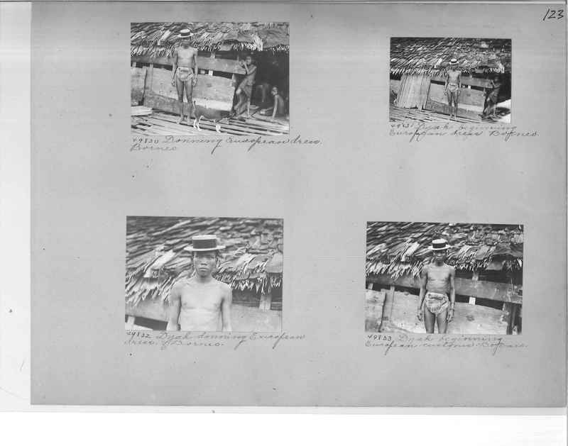 Mission Photograph Album - Malaysia #5 page 0123