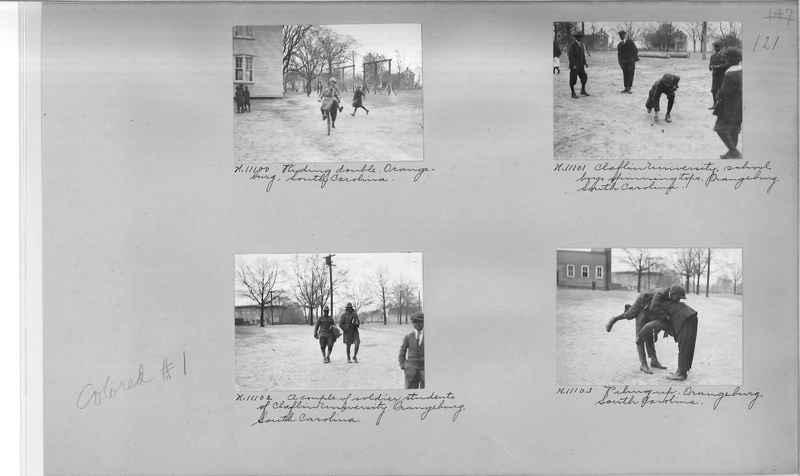 Mission Photograph Album - Negro #1 page 0121