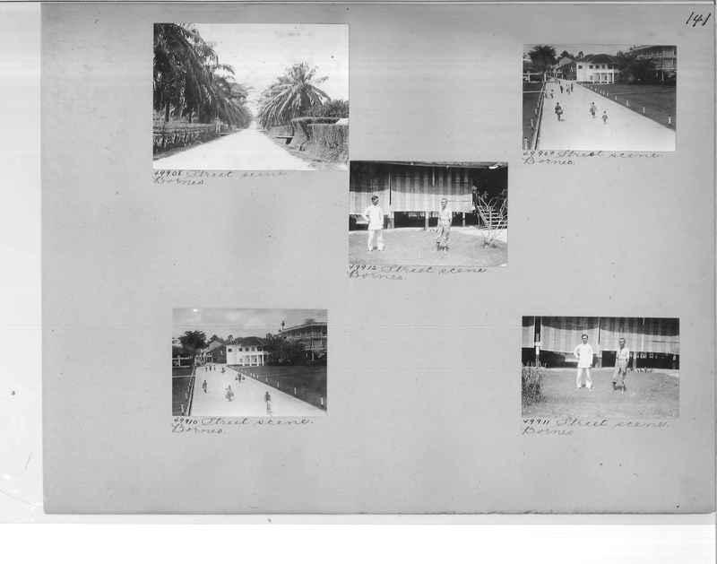 Mission Photograph Album - Malaysia #5 page 0141