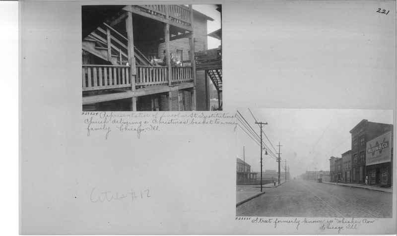 Mission Photograph Album - Cities #12 page 0221