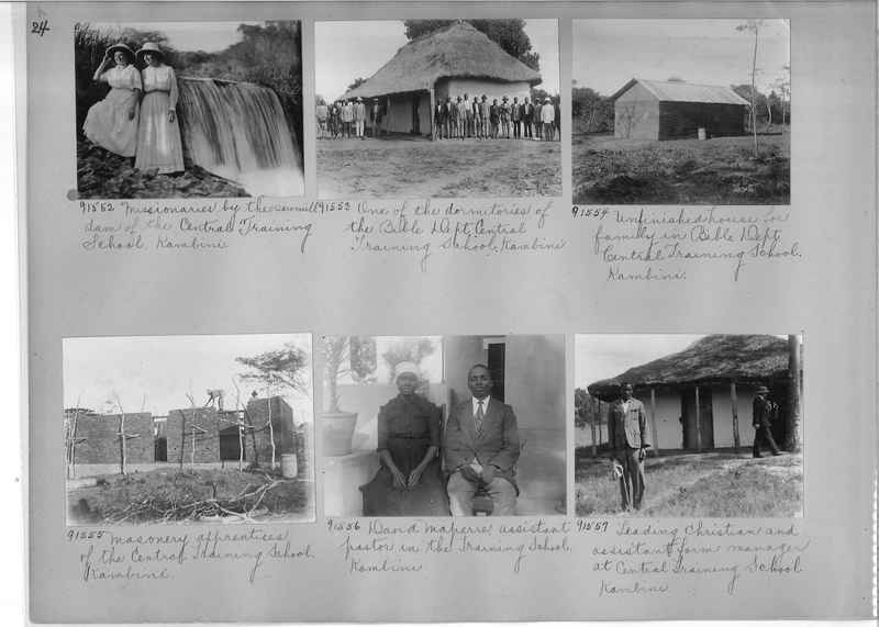 Mission Photograph Album - Africa #13 page 0024