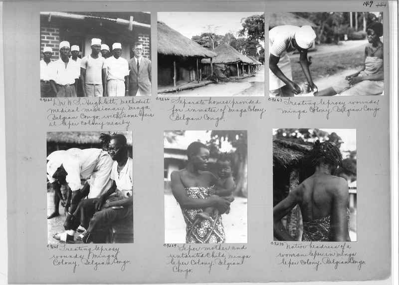 Mission Photograph Album - Africa #15 page 0149