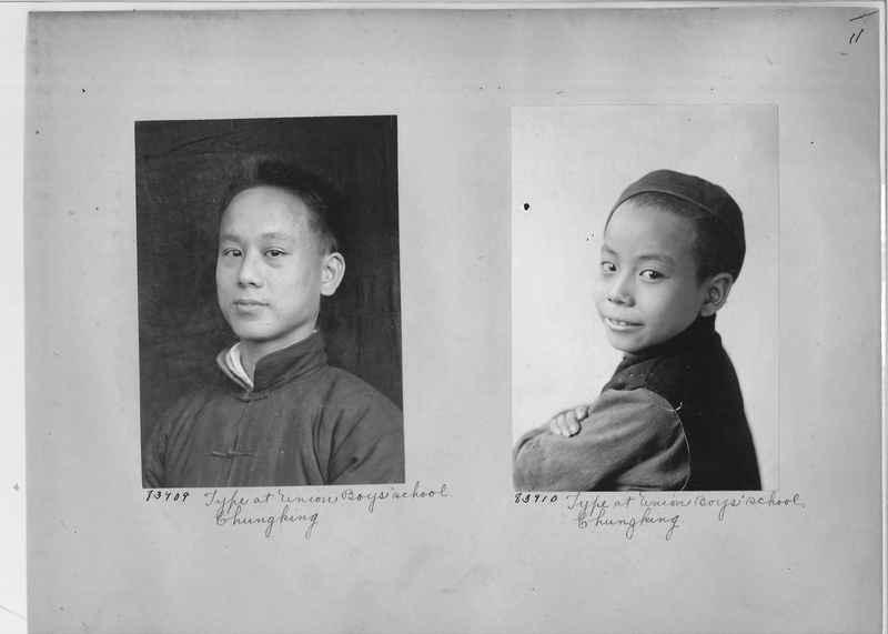Mission Photograph Album - China #12 page 0011