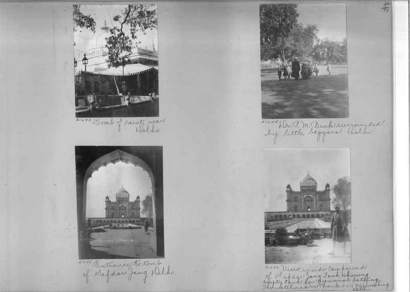 Mission Photograph Album - India #03 page_0093