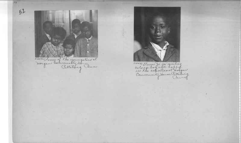 Mission Photograph Album - Negro #2 page 0052