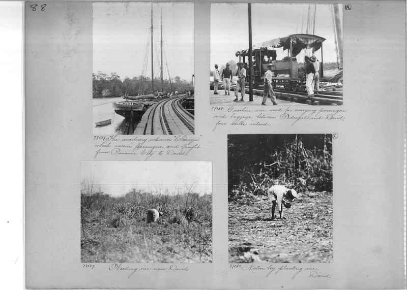 Mission Photograph Album - Panama #03 page 0088