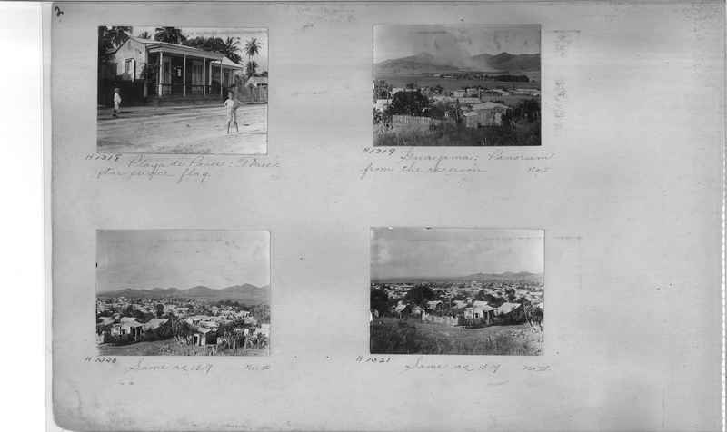 Mission Photograph Album - Puerto Rico #3 page 0002