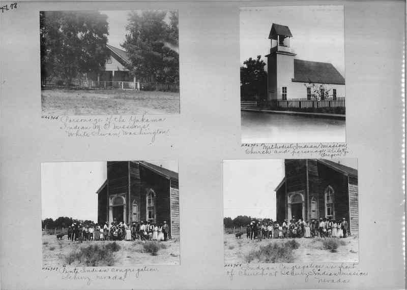 Mission Photograph Album - Indians #2 page_0078
