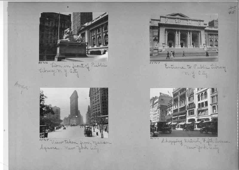 Mission Photograph Album - America #1 page 0045