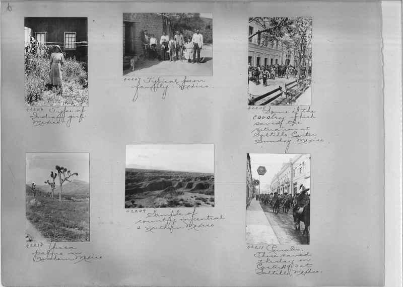 Mission Photograph Album - Mexico #03 Page_0006