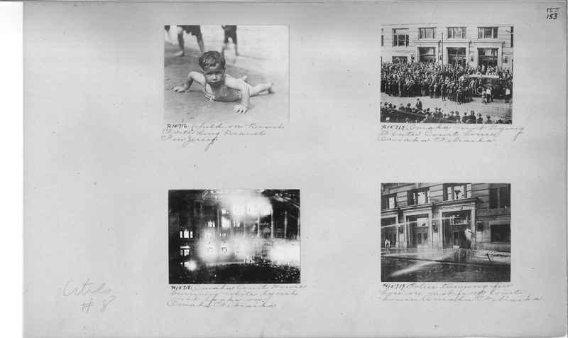Mission Photograph Album - Cities #8 page 0153