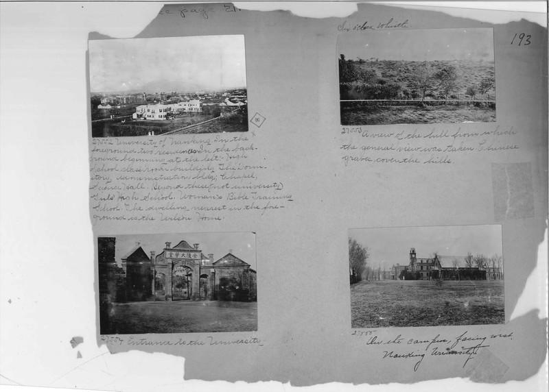 Mission Photograph Album - China #7 page 0193
