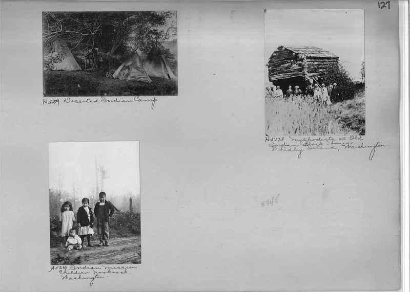 Mission Photograph Albums - Indians #1 page 0127
