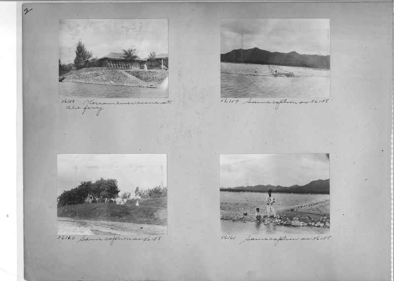 Mission Photograph Album - Korea #5 page 0002