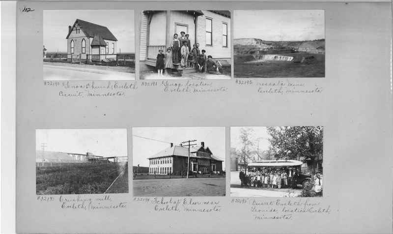 Mission Photograph Album - Cities #14 page 0112