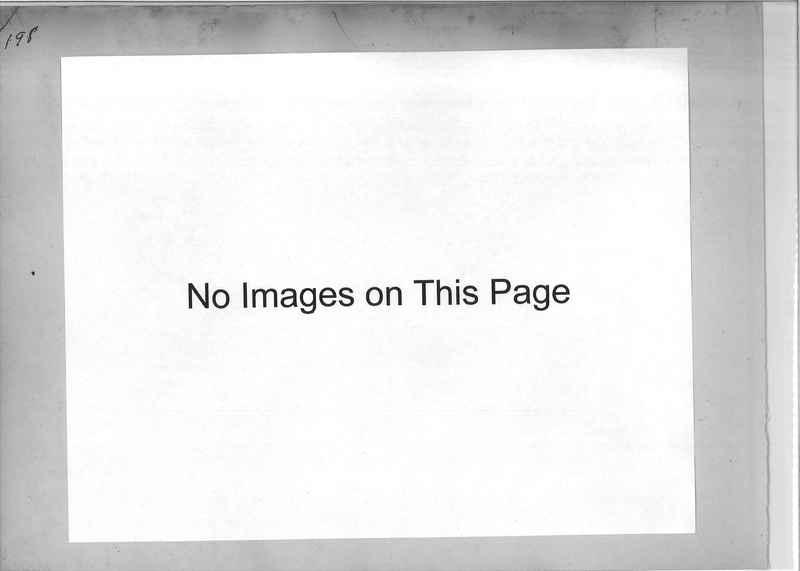 Mission Photograph Album - India #08 Page 0198