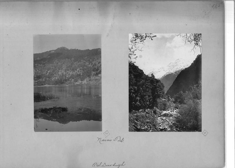 Mission Photograph Album - India - O.P. #02 Page 0185