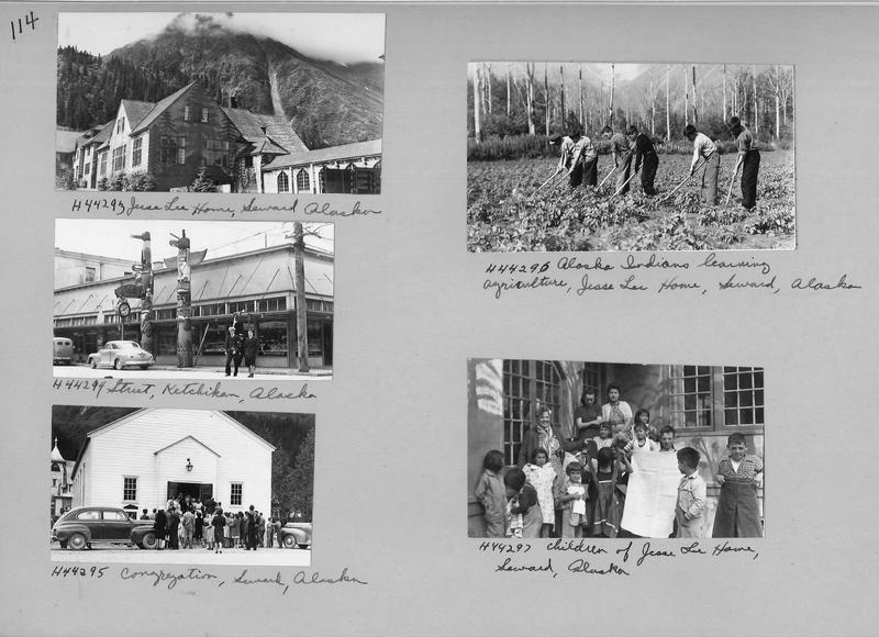 Mission Photograph Album - Alaska #1 page 0114