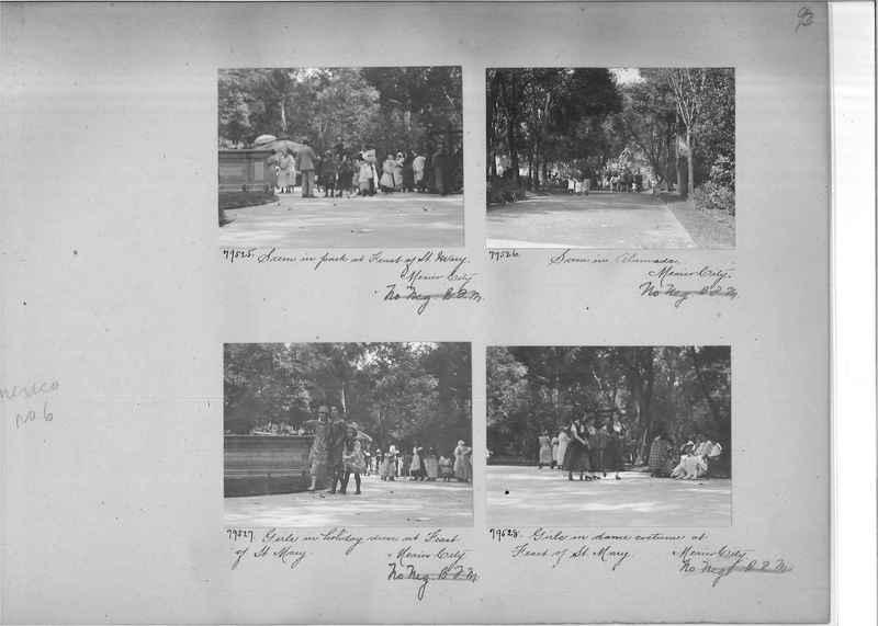 Mission Photograph Album - Mexico #06 page 0093