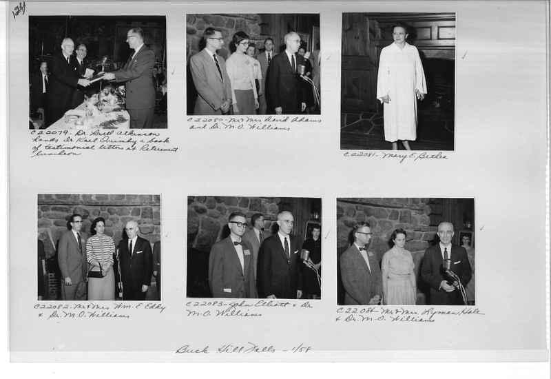 Mission Photograph Album - Portraits #10 Page 0124