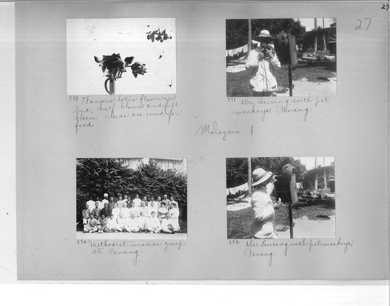 Mission Photograph Album - Malaysia #1 page 0027