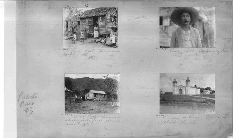 Mission Photograph Album - Puerto Rico #3 page 0001