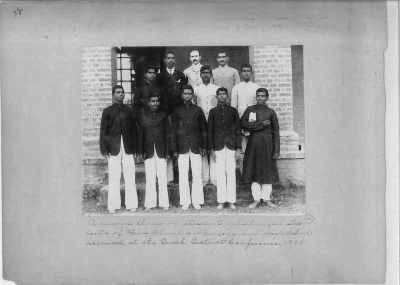 Mission Photograph Album - India - O.P. #01 Page 0022
