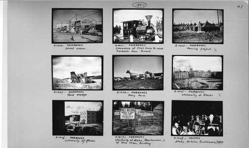 Mission Photograph Album - Alaska #2 page 0041