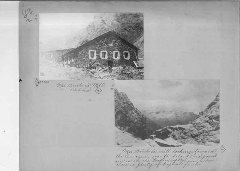 Mission Photograph Album - South America O.P. #2 page 0072