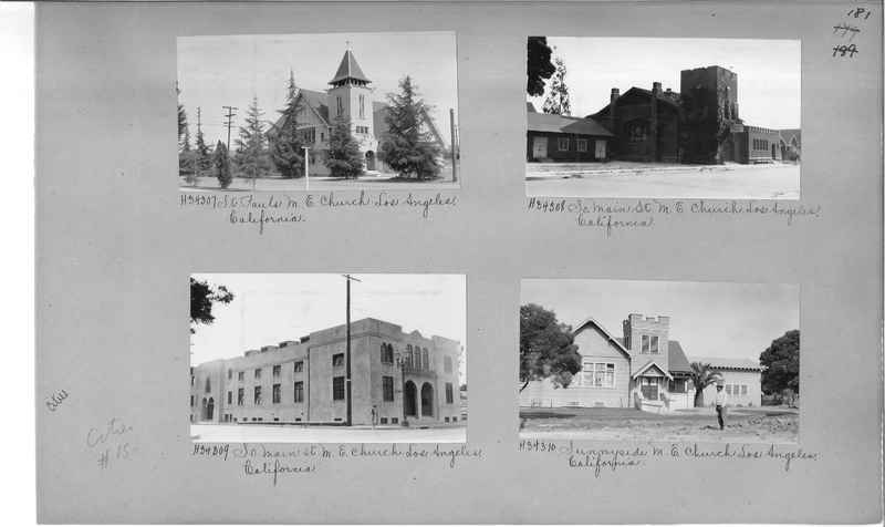 Mission Photograph Album - Cities #15 page 0181