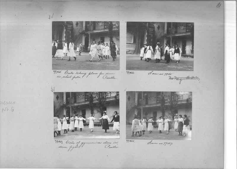 Mission Photograph Album - Mexico #06 page 0081