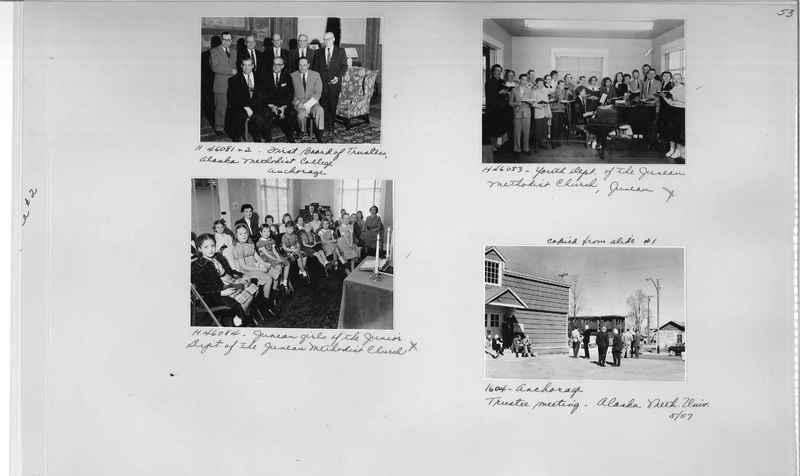 Mission Photograph Album - Alaska #2 page 0053
