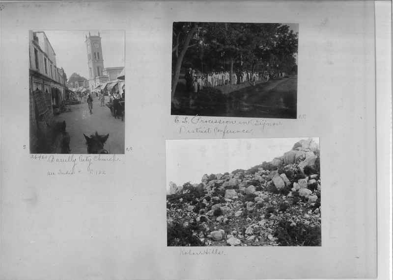Mission Photograph Album - India - O.P. #01 Page 0150