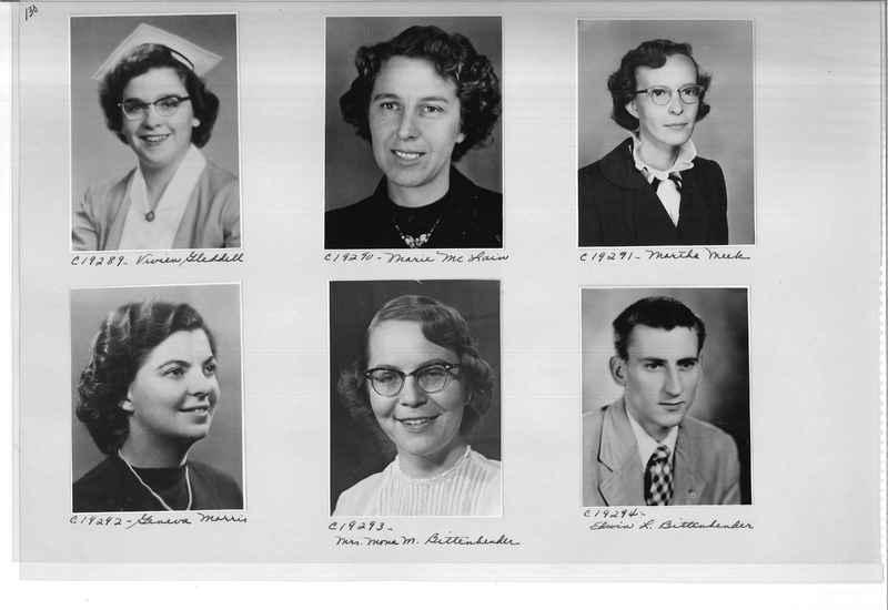 Mission Photograph Album - Portraits #08 Page 0130