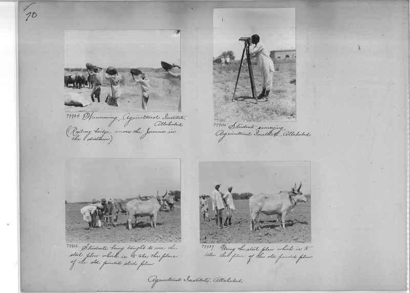 Mission Photograph Album - India #09 Page 0070