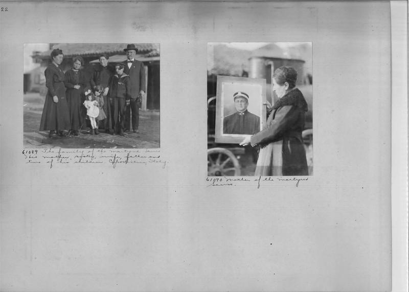 Mission Photograph Album - Europe #04 Page 0022