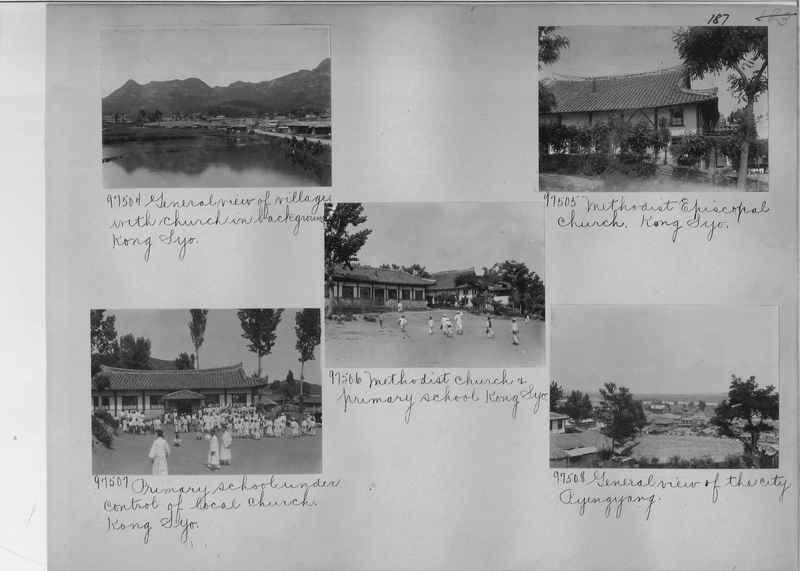 Mission Photograph Album - Korea #5 page 0187