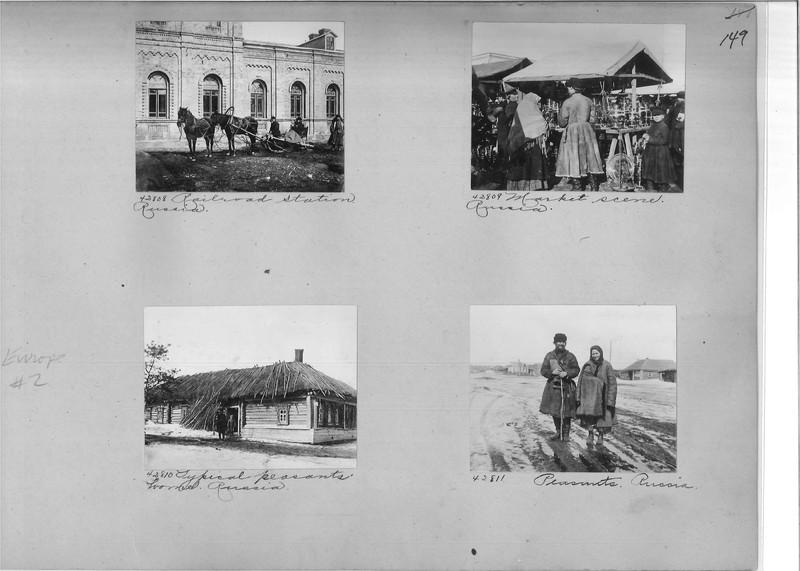 Mission Photograph Album - Europe #02 Page 0149