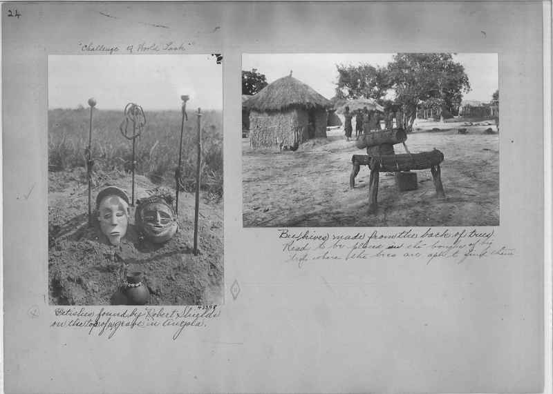 Mission Photograph Album - Africa - Madeira O.P. #2 page 0024