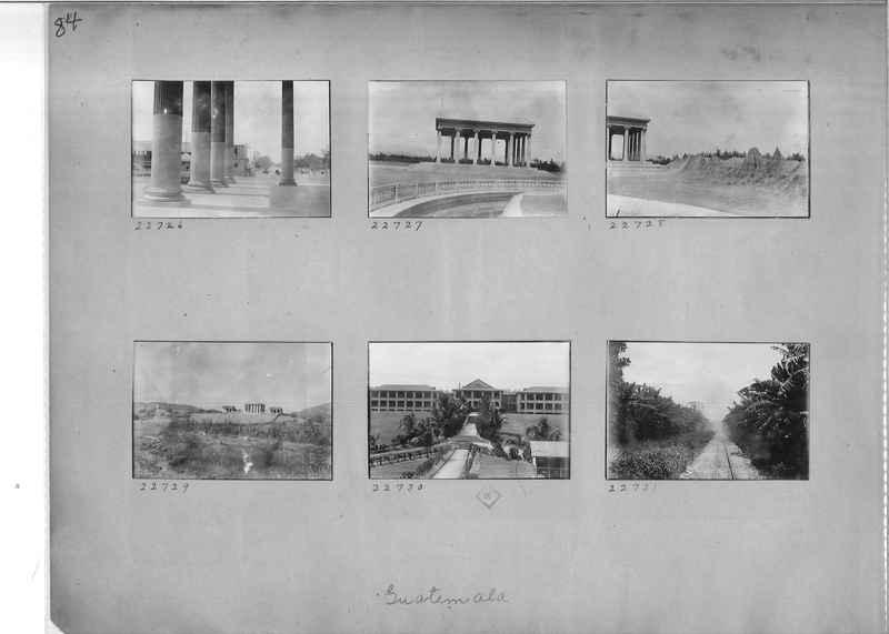 Mission Photograph Album - Panama #02 page 0084